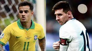 Brazil vs Argentina, Copa America Semi ...