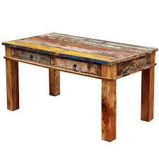 unique wooden furniture. Unique Reclaimed Wood Rustic Dining Room Table Furniture Wooden A