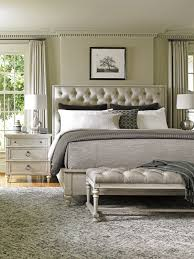 tufted bedroom furniture. Sag Harbor Tufted Upholstered Bed Bedroom Furniture A