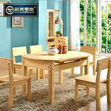 dining table set for small apartment six chair dining table and holy wood round dining