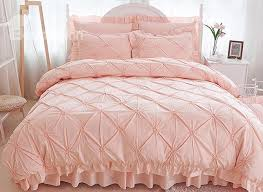 luxury erfly queen king size bedding good pink bedding sets