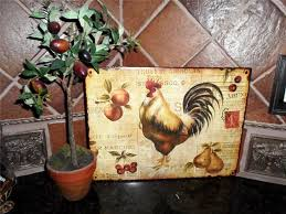 Rooster Kitchen Decor Fun Rooster Kitchen Decor Ideas Kitchen Bath Ideas