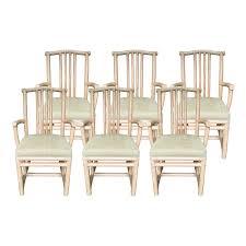 mcguire furniture company. Viyet - Designer Furniture Seating McGuire Company Bamboo Dining Chairs Mcguire