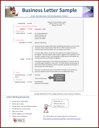 20 Business Letter Example Pdf Sendletters Info