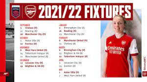 2021/22 FA WSL fixtures released ...