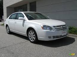2005 Blizzard White Pearl Toyota Avalon XLS #16030099   GTCarLot ...