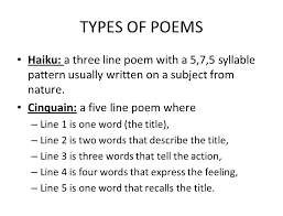 Poem Patterns Inspiration STAAR STRATEGIES For Poetry Analysis Ppt Video Online Download