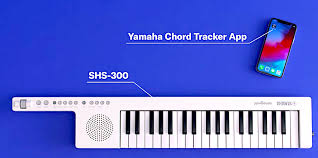 Yamaha Keyboard Chord Chart Yamaha Sonogenic Shs 300 Keytar No Music Knowledge