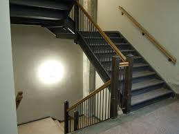office stairs