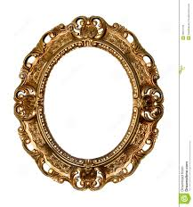 antique oval frame ornate. Wonderful Antique Download Retro Gold Frame  Oval Stock Photo Image Of Deco Isolated  26210706 Throughout Antique Frame Ornate R
