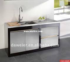 ... Kitchen Cabinets, Breathtaking White Rectangle Modern Wooden Kitchen  Cabinets With Sink Stained Ideas: Kitchen ...