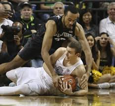 Stanford men fall to No. 11 Oregon
