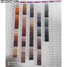 Zooya 5d Diamond Painting Accessories Diamond Embroidery Dmc Rhinestone Mosaic Color Chart Full Round Square Drills Diamond Tool