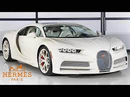 Bugatti produced only 60 units of bugatti chiron in 2016 offering an astonishing price of $2.6 million each. The 5 000 000 Hermes Bugatti Chiron You Cant Buy Manny Khoshbin Youtube