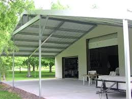 free standing patio covers metal. Exellent Standing Farmhouse Patio Design With Free Standing Metal Roof Cover  Covers Throughout Free Standing Patio Covers Metal I