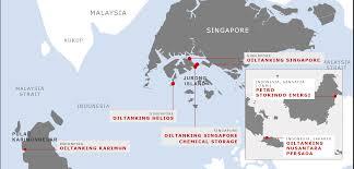 Oiltanking Singapore Limited Terminal Singapore Oil