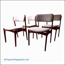 best fabric for kitchen chairs lovely fice dining chairs fresh vintage erik buck o d mobler danish