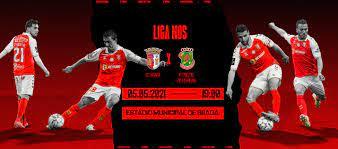 SC Braga - 首页