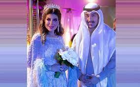 هل خطفته من زوجته وأطفاله  غضب في الكويت بعد زواج شهاب جوهر وإلهام الفضالة  (تفاصيل)