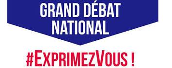 """Résultat de recherche d'images pour """"grand débat national"""""""