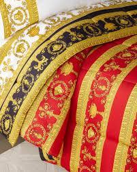 versacebarocco robe king comforter