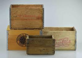 vintage wooden crates assortment of vintage wooden crates with advertisements vintage wooden crates singapore