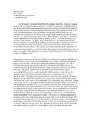 into thin air essay rhethorical warren kane ms cannon ap english 2 pages into thin air rhetorical analysis