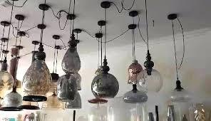 glass pendant chandelier light rustic coloured hand blown glass pendant chandelier light stained glass chandeliers pendant glass pendant chandelier