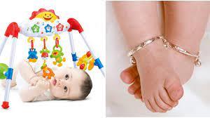 Đồ chơi cho trẻ sơ sinh 1 tháng tuổi giúp bé phát triển trí thông minh vượt  trội