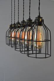 Wire Frame Light Fixtures 36 Best Kitchen Lighting Ideas And Designs For 2020