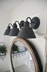 bath light fixtures bathroom vanity popular farmhouse light fixtures