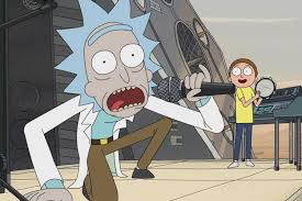 Tracks Get Rick With And Morty These Schwifty