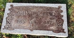 John D. Drew (1915-1997) - Find A Grave Memorial
