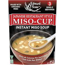 <b>Edward & Sons</b>, Miso-Cup, Japanese Restaurant Style, 3 Individual ...