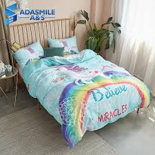 cartoon bedding set for home hotel quality 100 polyester duvet cover sets us size ventilation comfortable bedding set bedspreads comforters from