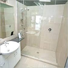 doorless walkin shower walk in shower no door walk in tile shower ideas a comfy tiled