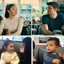 Lara jean and peter have just taken their relationship from pretend to officially official when another recipient of one of her old love letters enters the picture. To All The Boys I Ve Loved Before Toddler Costumes Popsugar Family