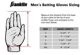 Franklin Adult Cfx Pro Batting Gloves Black