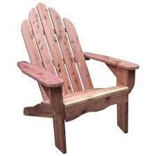 amerihome amish made cedar patio adirondack chair