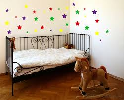 colourful stars colourful stars wall stickers wall stickers baby nursery