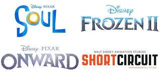 Animation Studios Pixar Walt Disney Animation Studios Announce D23 Expo