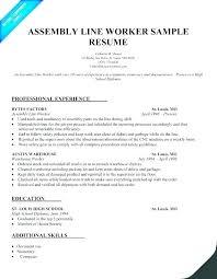 Warehouse Resume Examples Custom Warehouse Resume Sample For Worker Headline mmventuresco