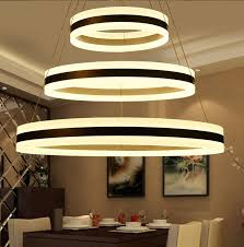 80cm new modern 3 tier acrylic led ceiling light diving room lobby pendant light pendant lampshades art glass pendant light from jerry598 512 84 dhgate