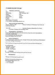 Example Of Computer Skills On Resumes Resume Skills Example Civil Zen