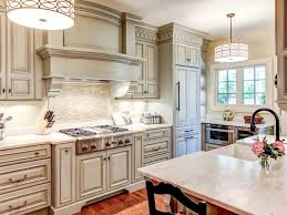 Refinished White Cabinets Best Way To Paint Kitchen Cabinets Hgtv Pictures Ideas Hgtv