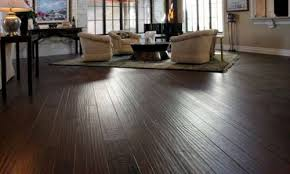 commercial wood flooring installation