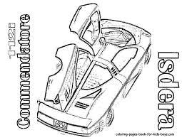 Isdera mendatore 1994 models 10