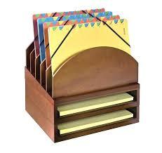 diy desk organizer tray wood desk organizer stacking wood desk organizers step up file 2 tray
