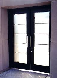 wood door with glass insert entry door glass inserts and frames frosted glass door design with wooden door frame front door wood door glass inserts