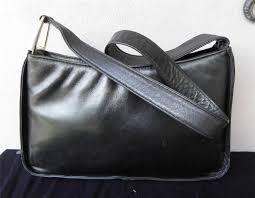 image is loading vintage basido by hermes leather goods black italian